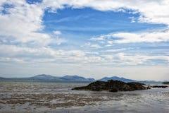 Ynsy Llanddwyn Island Stock Photo