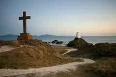 Ynys Llanddwyn island Stock Images