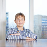 12 yo childen composition Royalty Free Stock Photography
