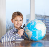 12 yo childen composition Royalty Free Stock Image