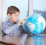 12 yo children composition Royalty Free Stock Images