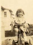 Yo en la edad cuatro Fotografía de archivo libre de regalías