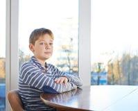 12 yo Kinderzusammensetzung Stockbilder