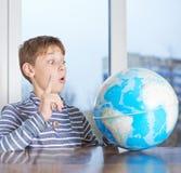 12 yo Kinderzusammensetzung Lizenzfreies Stockfoto