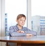 12 yo Kinderzusammensetzung Stockfotos
