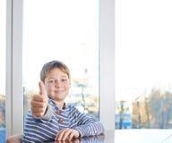 12 yo Kinderzusammensetzung Stockfotografie