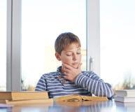 12 yo Kinderzusammensetzung Stockbild