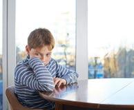12 yo Kinderzusammensetzung Lizenzfreie Stockfotografie