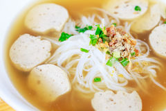 Yo Vietnam del MOO di Pho Fotografia Stock