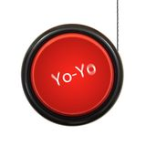 Yo-yo Fotografie Stock Libere da Diritti