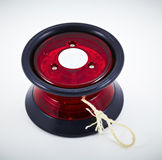Yo-yo classic popular toy Royalty Free Stock Image