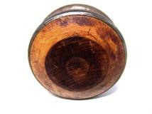 Yo-yo di legno Immagine Stock