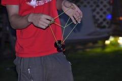 Yo-yo Royalty Free Stock Images