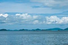 Yoa-noy Island trip Royalty Free Stock Photos