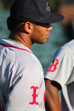 Yoan Moncada, Greenville-Antrieb Lizenzfreie Stockfotos