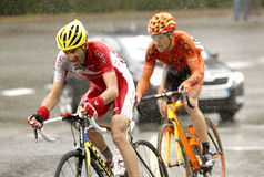 Yoann Bagot of Cofidis Team Stock Photography