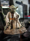 Yoda Royalty Free Stock Photography
