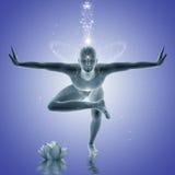Yoga Мeditation Royalty Free Stock Photography