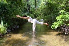 Yoga photos libres de droits