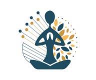 yoga Stock Afbeelding