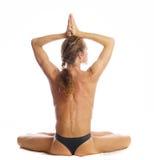Yoga Fotografía de archivo libre de regalías