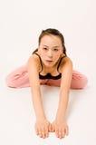 yoga 免版税库存照片