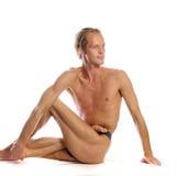 Yoga Imagen de archivo libre de regalías