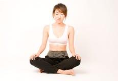 Yoga Stockbild