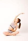 Yoga lizenzfreie stockfotos