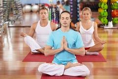 Yoga Foto de archivo