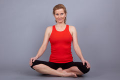 Yoga stock image