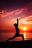 Yoga Stock Afbeeldingen