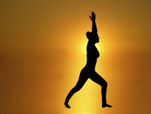 Yoga 3 Royalty Free Stock Photography