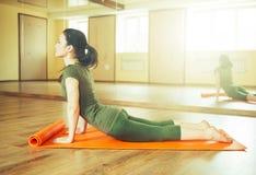 Yoga royalty-vrije stock fotografie