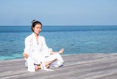 yoga Stock Fotografie
