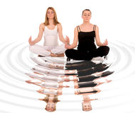 Yoga Royalty Free Stock Image