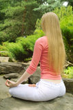 Yoga photos stock