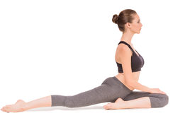 yoga images stock