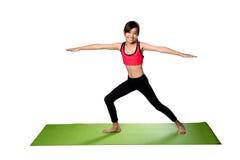 yoga Royaltyfri Bild