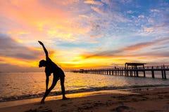 yoga fotografia de stock