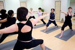 Yoga Fotografia Stock Libera da Diritti