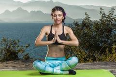 yoga Imagens de Stock