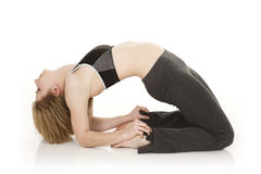 Yoga Immagine Stock