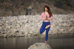 yoga Lizenzfreie Stockbilder