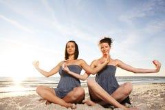 Yoga. Stock Photo