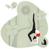 Yoga Immagine Stock Libera da Diritti