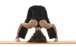 Yoga Asana Royalty Free Stock Photos