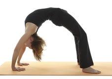 Yoga Asana Fotos de archivo