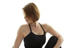 Yoga Asana Stock Photo
