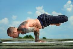 Yoga concept Stock Photo